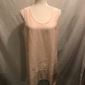 Eileen Fisher Irish linen top M